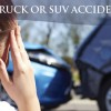 Auto, Truck or SUV Accidents