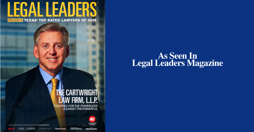 Legal Leaders Magazine