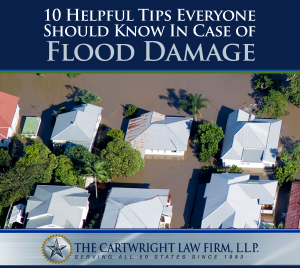 10 Helpful Tips Everyone Should Know in Case of Flood Damage