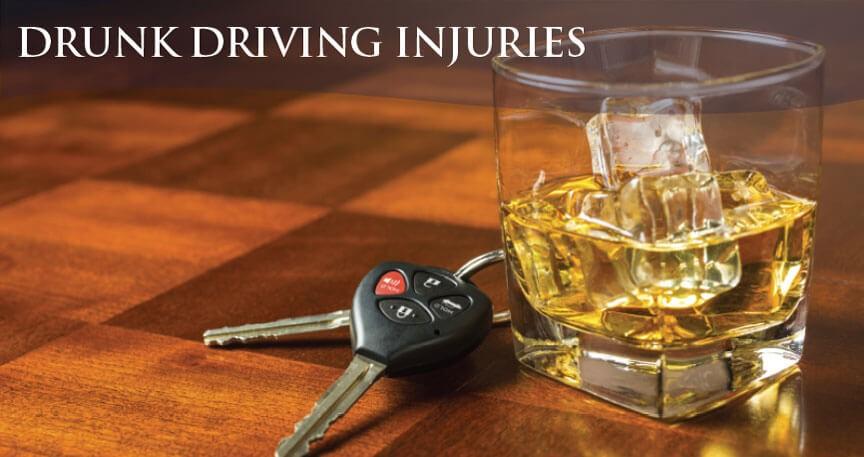 Drunk Driving Injuries
